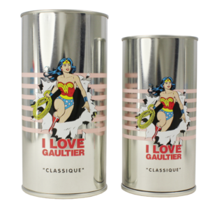 Crown Aerosols and promotional packaging