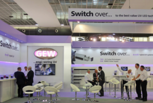 GEW will showcase its comprehensive range of UV curing systems at Labelexpo Americas