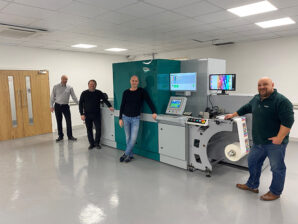 Spectrum Digital Labels take delivery of Dantex PicoJet 330