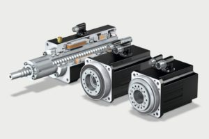 Converter Magazine | Hollow shaft and Ballscrew Motors from