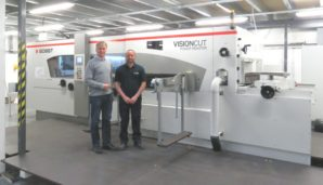 Trade Services provider Swanline Print invests in BOBST for die-cutting technology