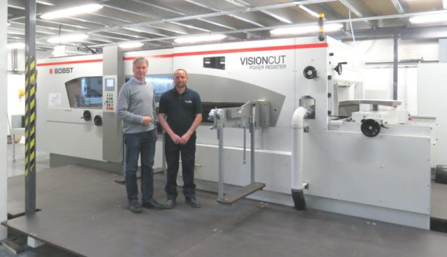 Trade Services Provider Swanline Print Invests In BOBST For Die Cutting Technology