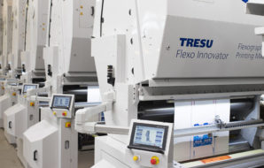 TRESU presents expanded ancillary programme for automated flexo ink supply at Print4All 2018