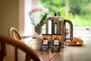 PARKSIDE COLLABORATES WITH YORKSHIRE COFFEE COMPANY, TAYLORS