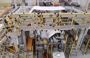 Davis-Standard Introduces dsXTM Aseptic Coating and Laminating Line