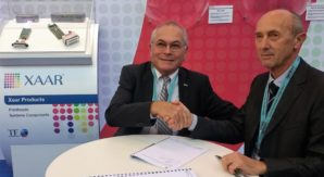 Xaar's EPS business signs Comec Italia as European distributor at InPrint 2017