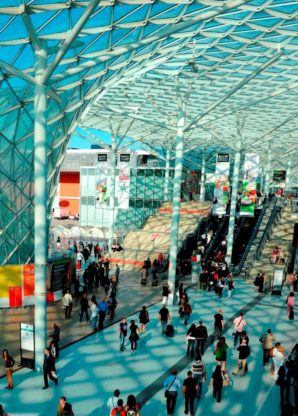 THE VERY BEST FOR PRINTING AND CONVERTING IN MAY AT FIERA MILANO