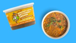 Soupergirl becomes world's first plastic-neutral soup company